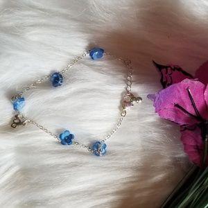 Jewelry - DAINTY STERLING SILVER BRACELET